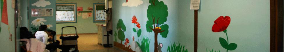 Reparto Pediatria Ospedale di Voghera