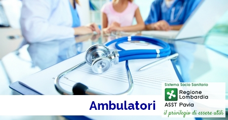 Immagine ambulatori ASST Pavia